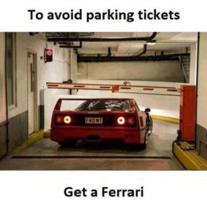 Avoid Parking Tickets