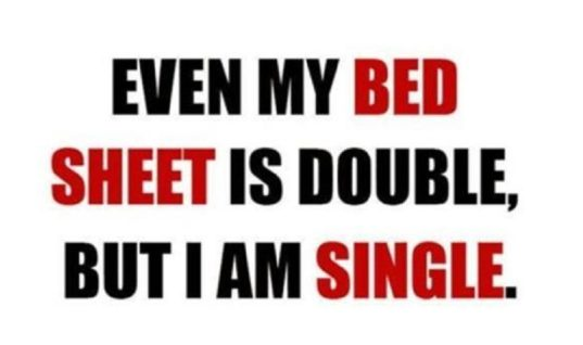 Bed Sheet Is Double