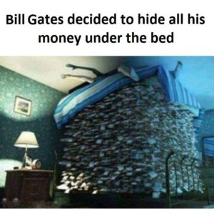 Bill Gates Decided