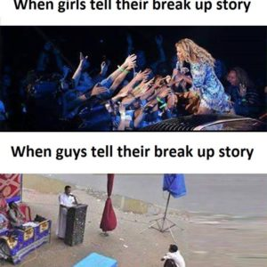 Break Up Story