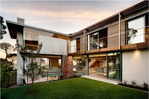 Contemporary House Architecturea
