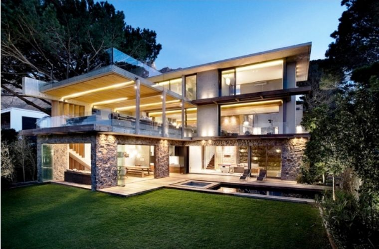 Contemporary House Architecture In Higgovale Cape Town