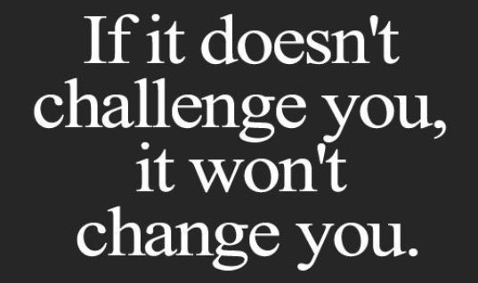 Doesn't Challenge