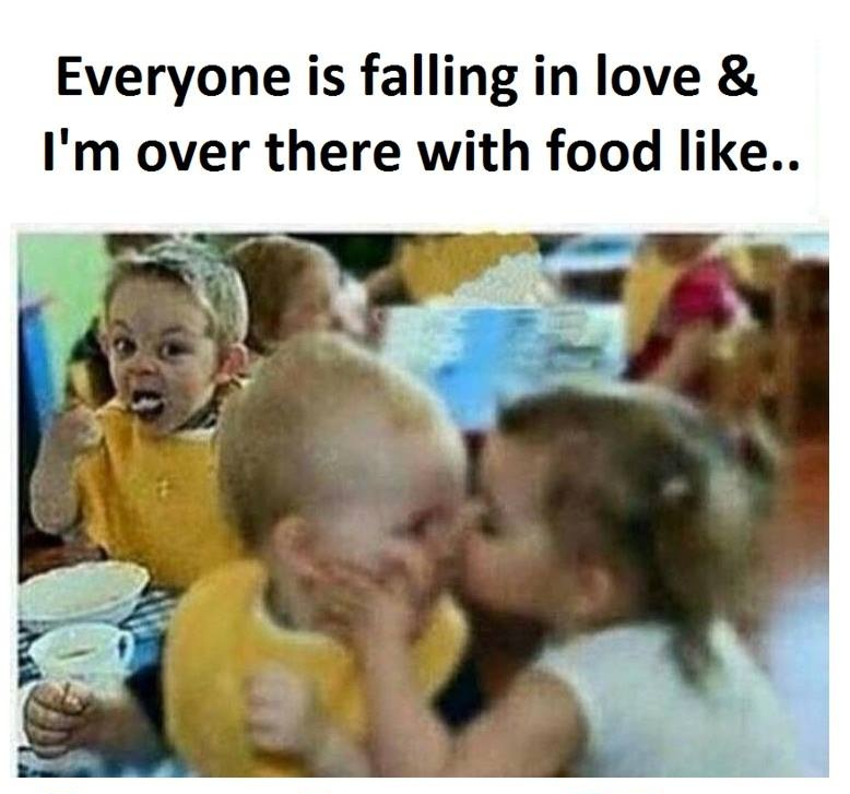 Everyone Is Falling In Love Funny Pictures Quotes Memes Funny