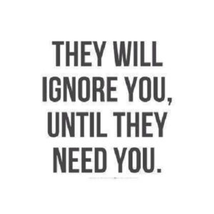 Ignore You