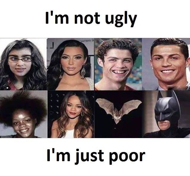 Im Not Ugly i'm not ugly funny pictures, quotes, memes, funny images, funny