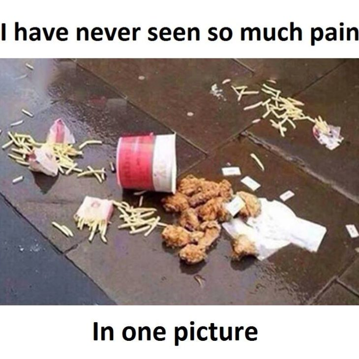 So Much Pain