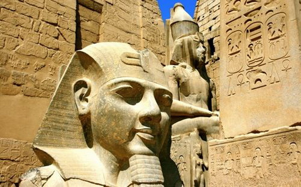 Ancient Egypt constructions