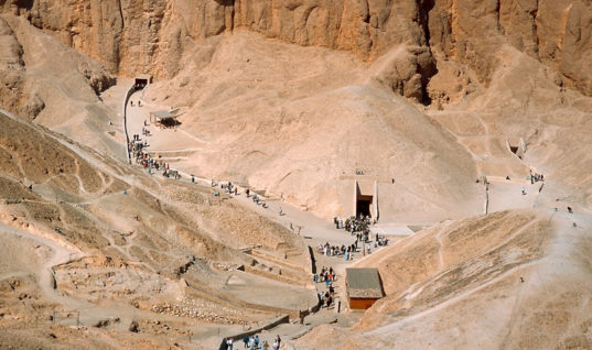 Resting in the Valley of the Kings – a Final Gathering of Egyptian Nobility