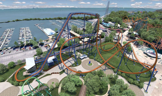 Inside the Valravn, World Record Breaking Roller Coaster: Impressive Design