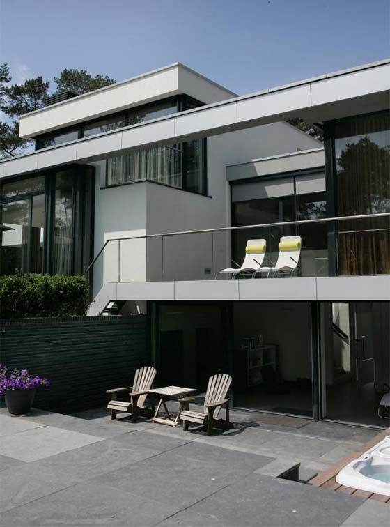 Maas Architects have designed a house