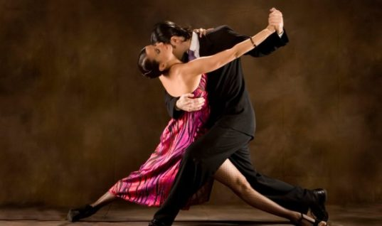 Tango is Part of the World's Cultural Heritage