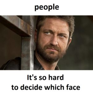 Double Faced People