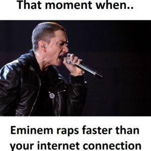 Eminem Rapping