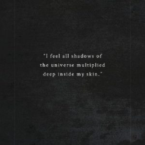 Feel All Shadows