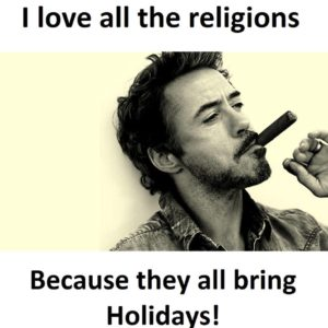 Love All The Religions