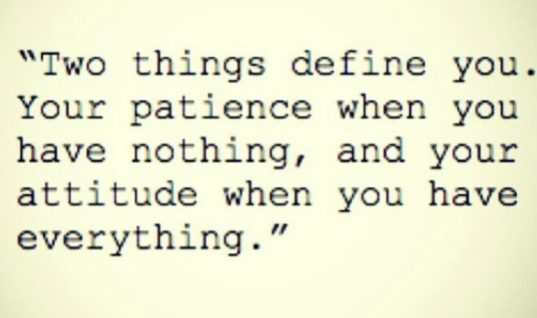 Things That Define You