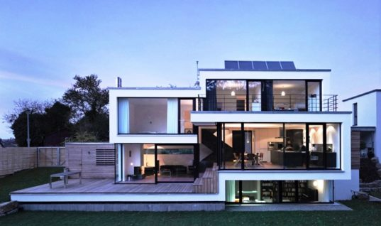 House Zochental: A Green Heaven in the City
