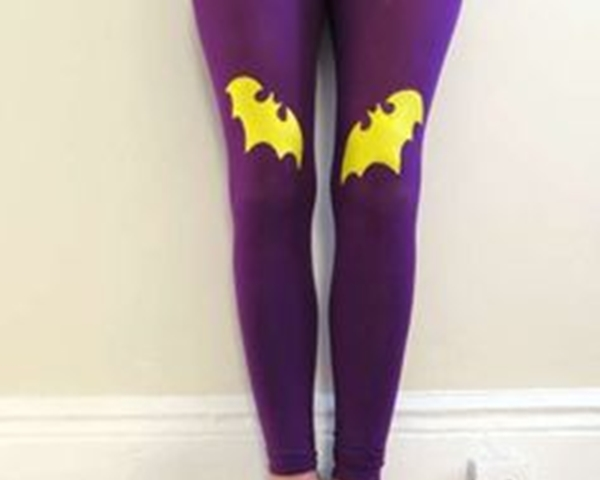 bat tights diy