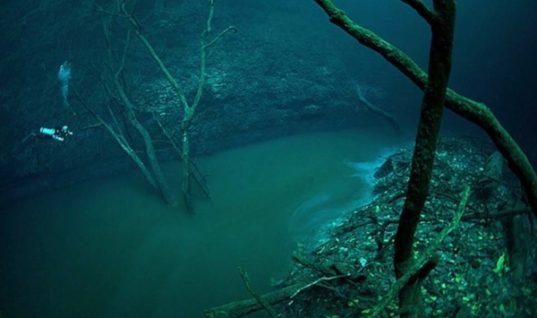 Mexico's Mystical Underwater River