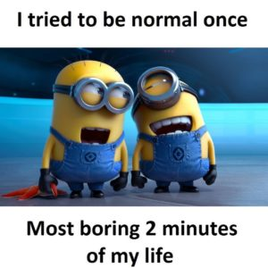 Be Normal