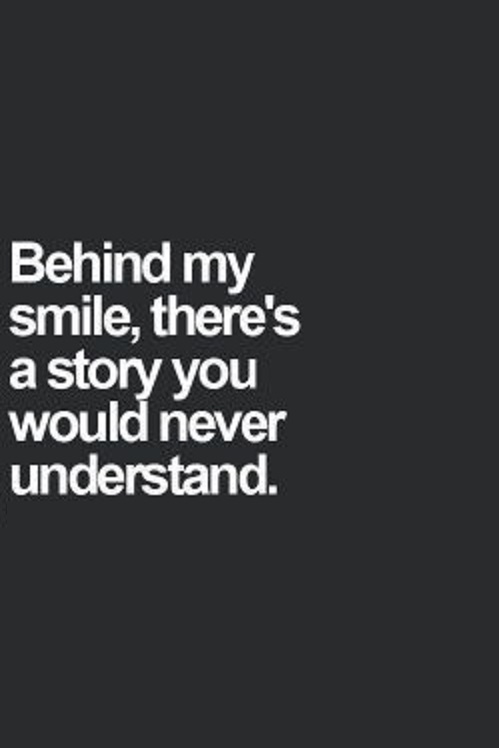 Behind My Smile | Funny Pictures, Quotes, Memes, Funny Images