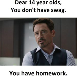 Don't Have Swag