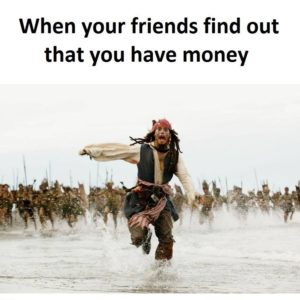 Friends Find Out