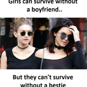 Girls Can Survive
