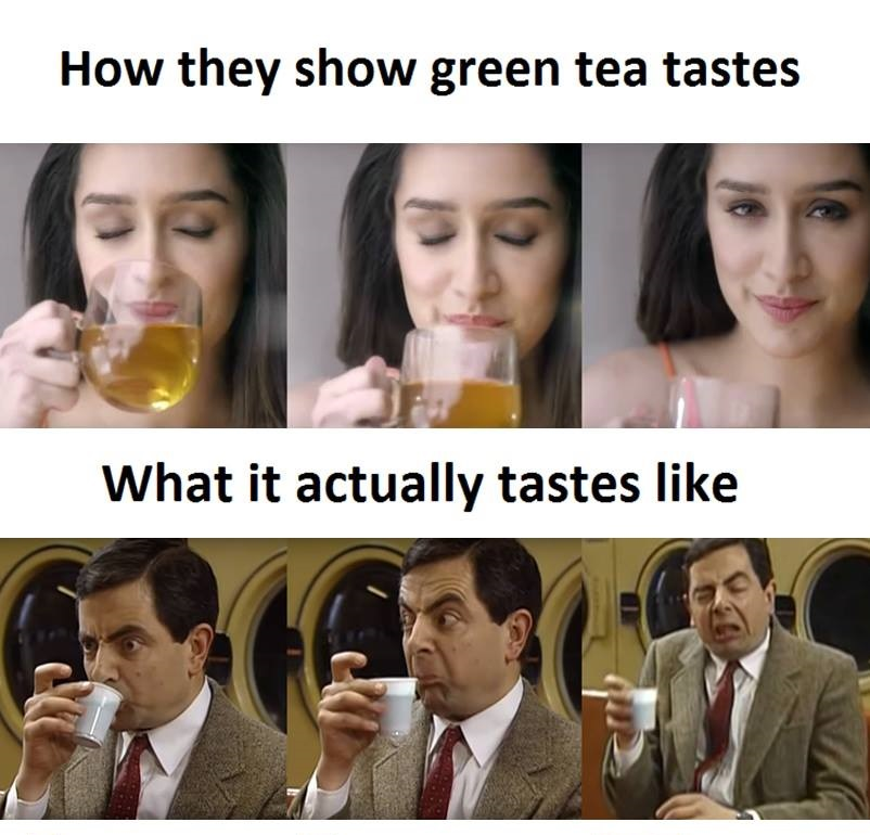 Green Tea green tea funny pictures, quotes, memes, funny images, funny jokes