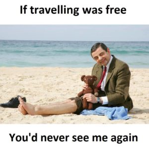 If Travelling Was Free