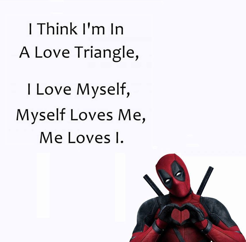 Love Triangle love triangle funny pictures, quotes, memes, funny images, funny