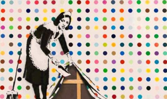 Being Banksy – What will be his next artistic move?