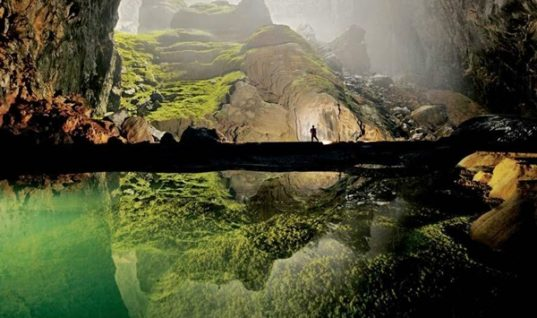 Son Doong Cave, the World's Largest Cave