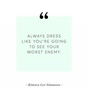 Always Dress