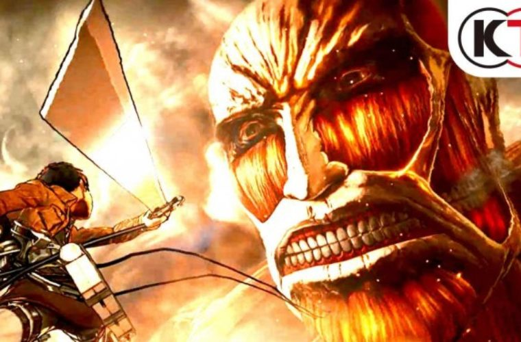First Look At Sony Exclusive Attack On Titan