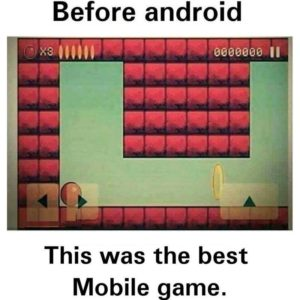 Before Android
