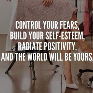 Control Your Fears