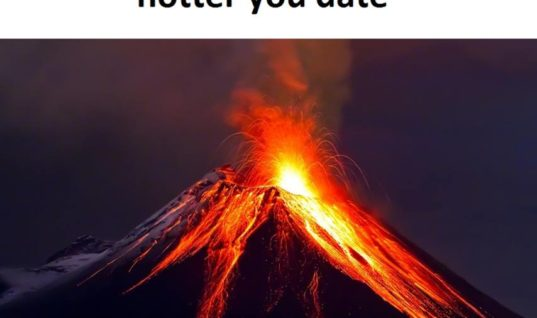 Date A Volcano