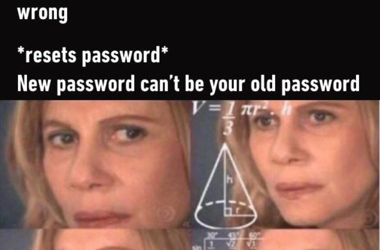 Enters Password
