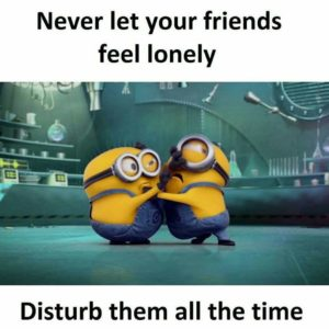 Feel Lonely