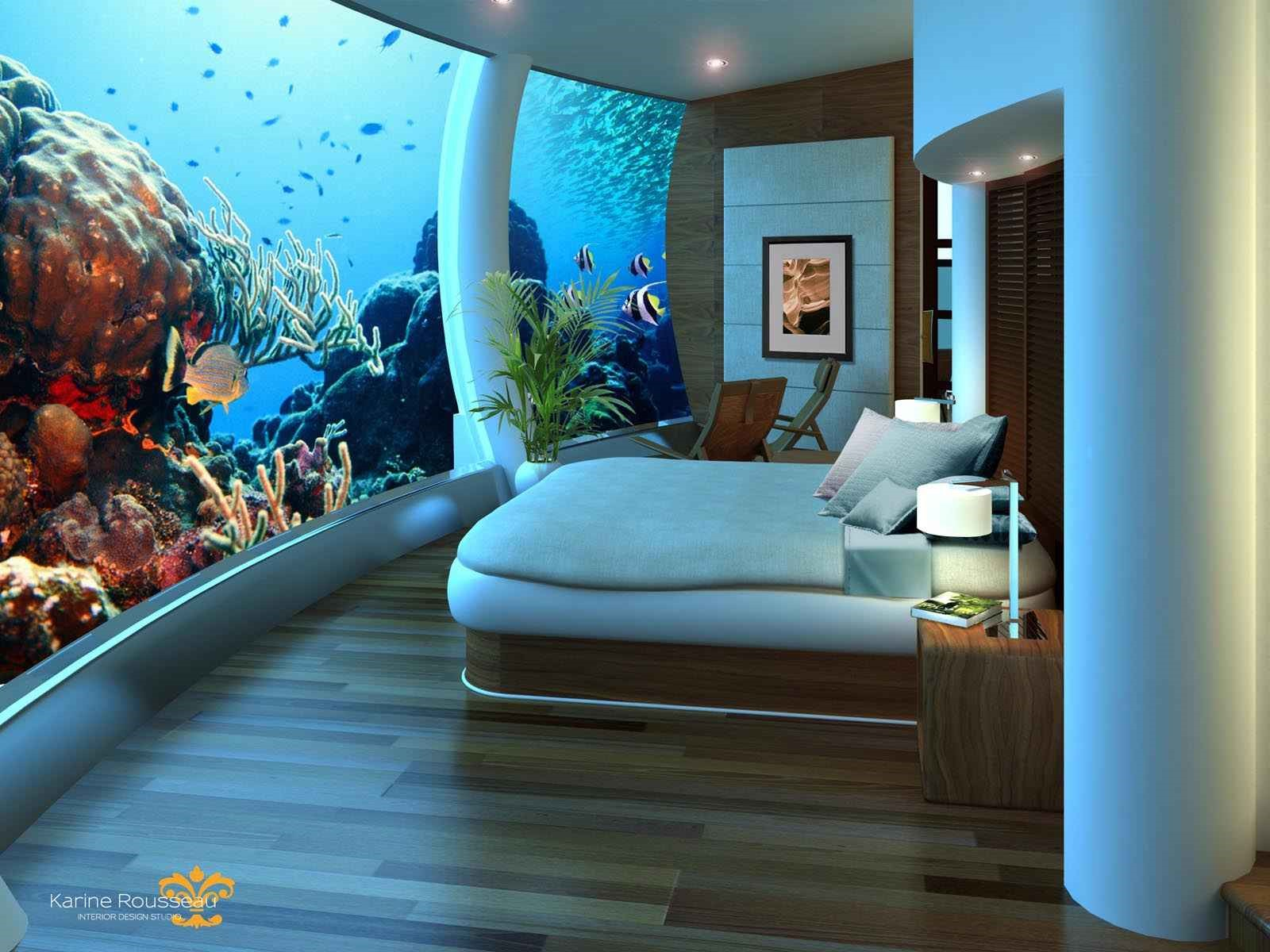 Inside The World S First Undersea Hotel Florida S Jules