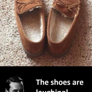 Laughing Shoes
