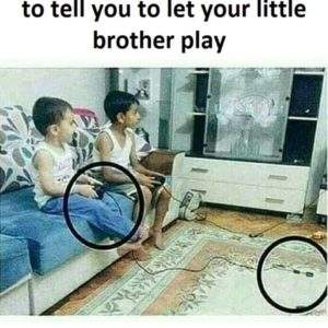 Little Brother Play