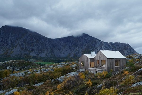 Contemporary house Norway