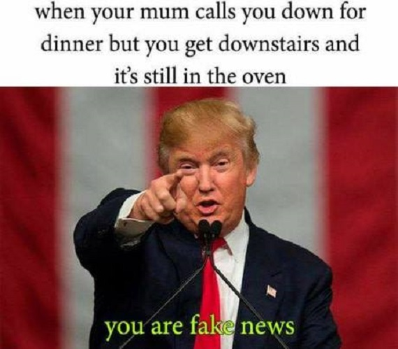 Funny Hilarious Meme : Fake news funny pictures quotes memes images