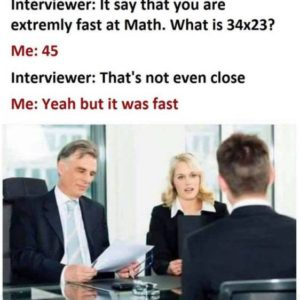 Fast At Math