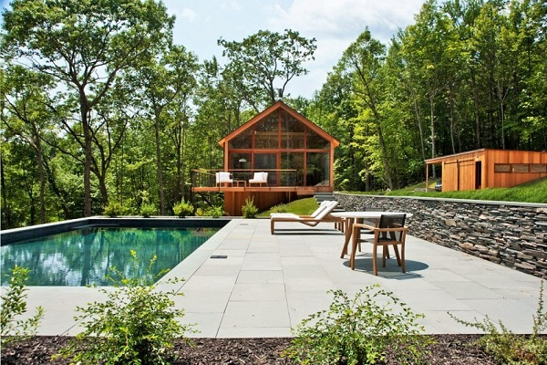 Hudson Woods Retreat