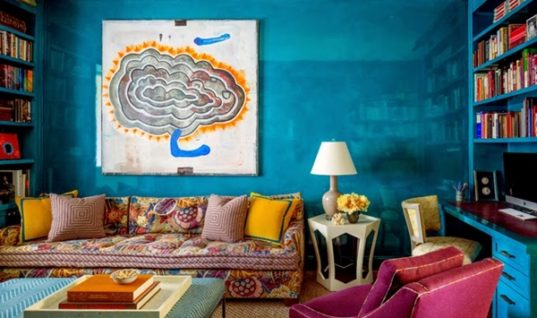 What about a Turquoise Room?