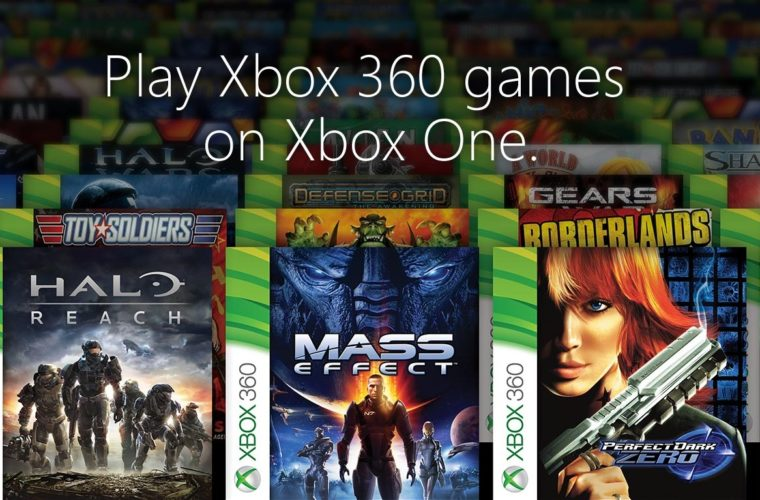 First 100 Games With Backwards Compatibility To Be Announced On 11/9